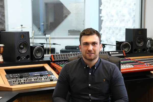Ryan Mackay on SoundBetter
