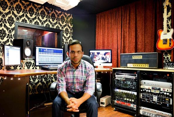 Simon Penuela on SoundBetter