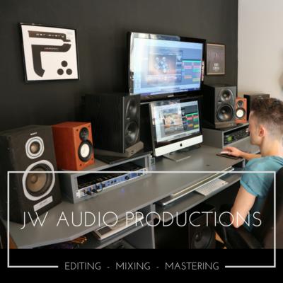JW Audio Productions on SoundBetter