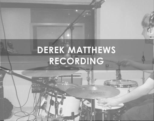 Derek Matthews on SoundBetter