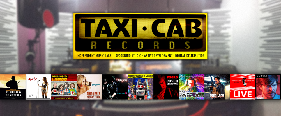 Taxicab Records on SoundBetter