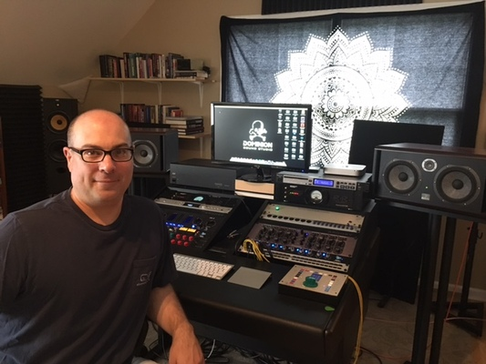 Dominion Sound Studio on SoundBetter