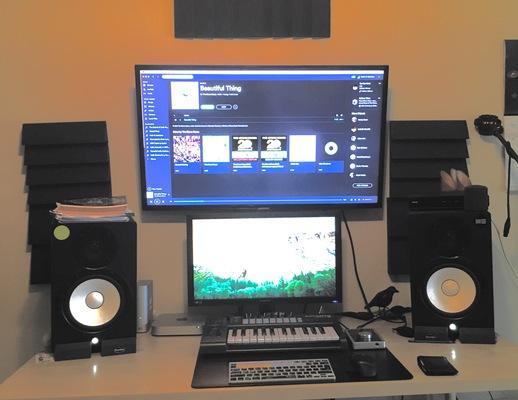 Mark Stephenson {SH Audio} on SoundBetter