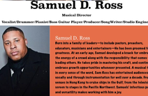 Photo of Sam Ross Music