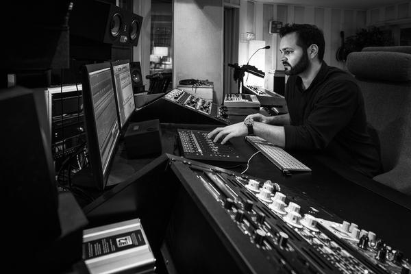 Manne Madsen on SoundBetter
