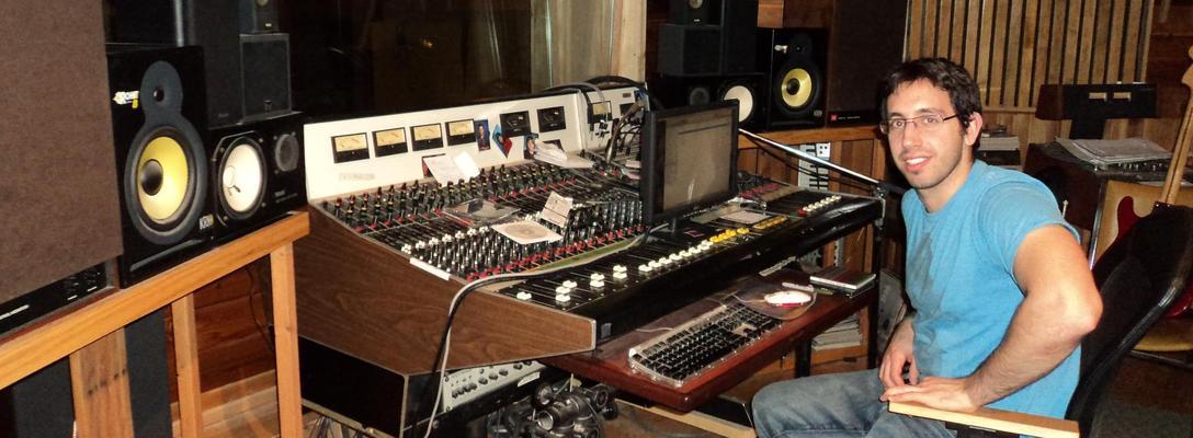 Mike K. Pascucci on SoundBetter
