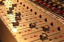 Photo of World Class and Industry Standard Recording, Mixing & Mastering Services.