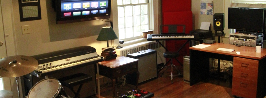 Peachtree Road Studio on SoundBetter