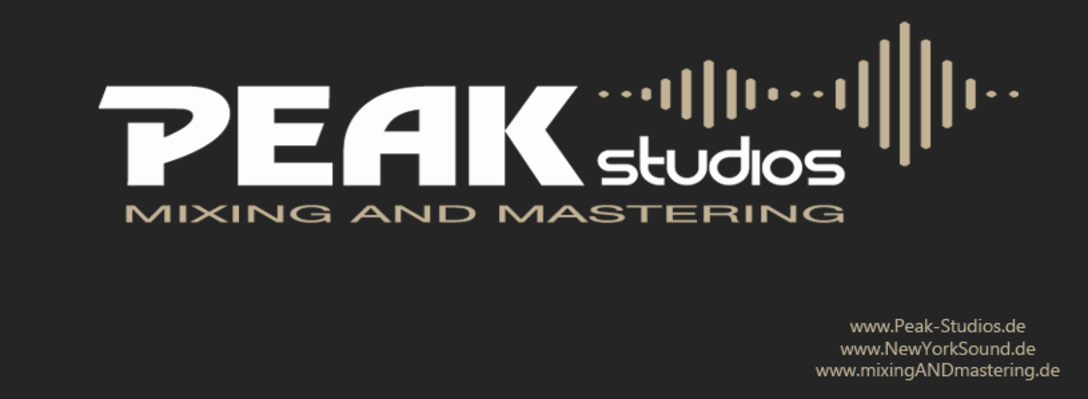 Peak-Studios - Mixing and Mastering on SoundBetter