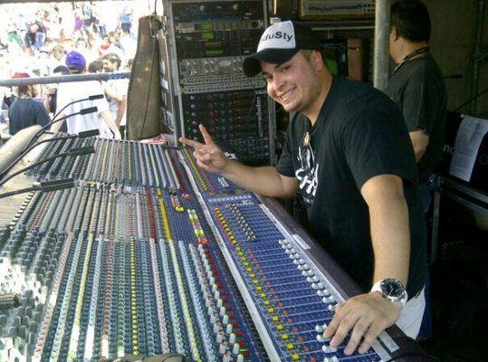 David Torres on SoundBetter