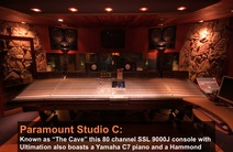 Photo of Paramount Recording Studios