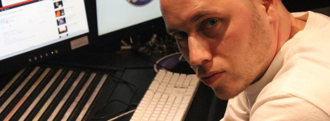 "Rob ""Abaddon"" Whalen on SoundBetter"